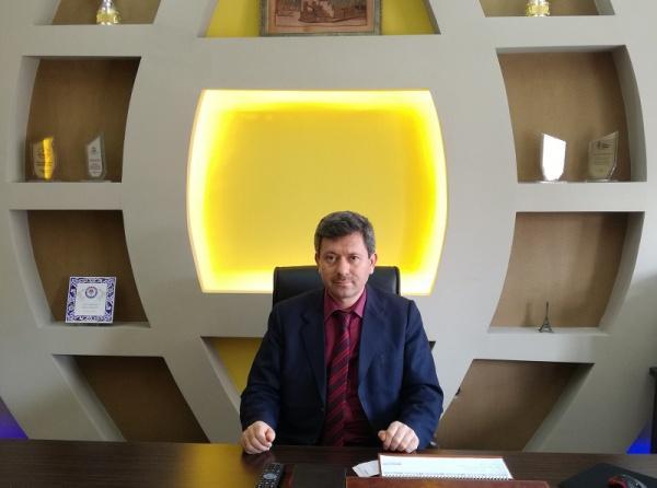 S.Hilmi HARMANKAYA - Okul Müdürü